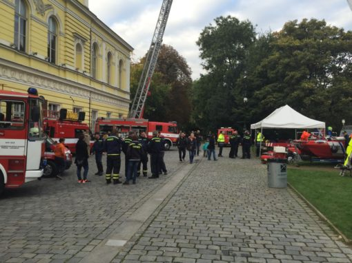 Den dobrovolných hasičů Praha 1